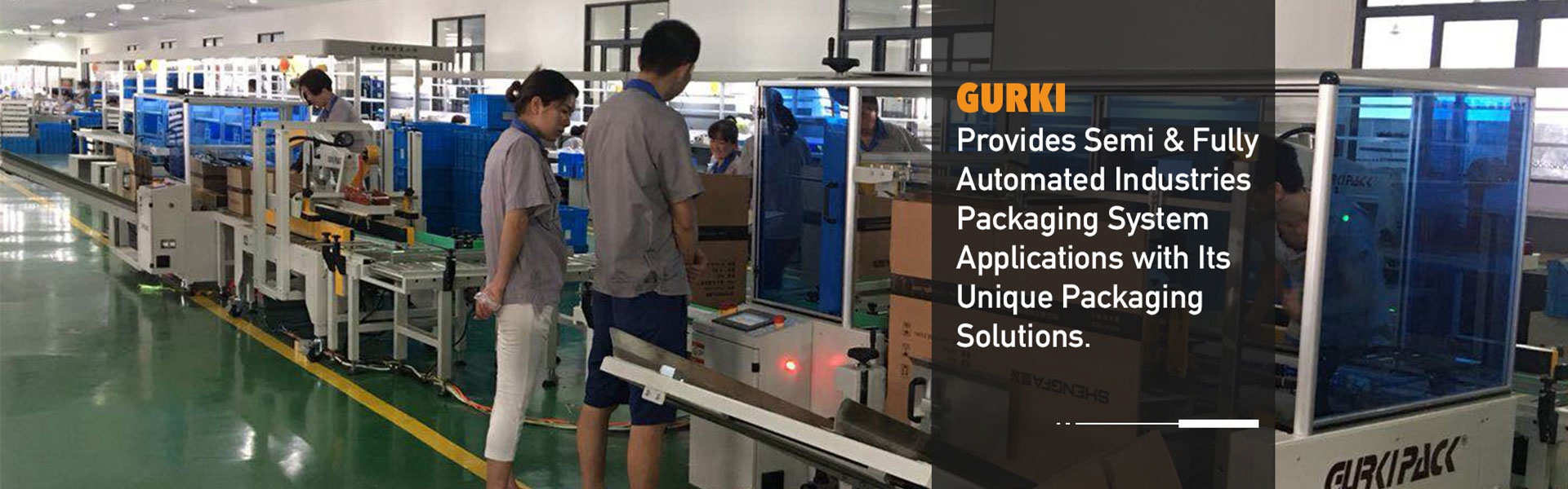 GURKI Packaging Machinery Co., Ltd.